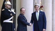 كيري في باريس الجمعة للقاء هولاند بعد اعتداءات فرنسا