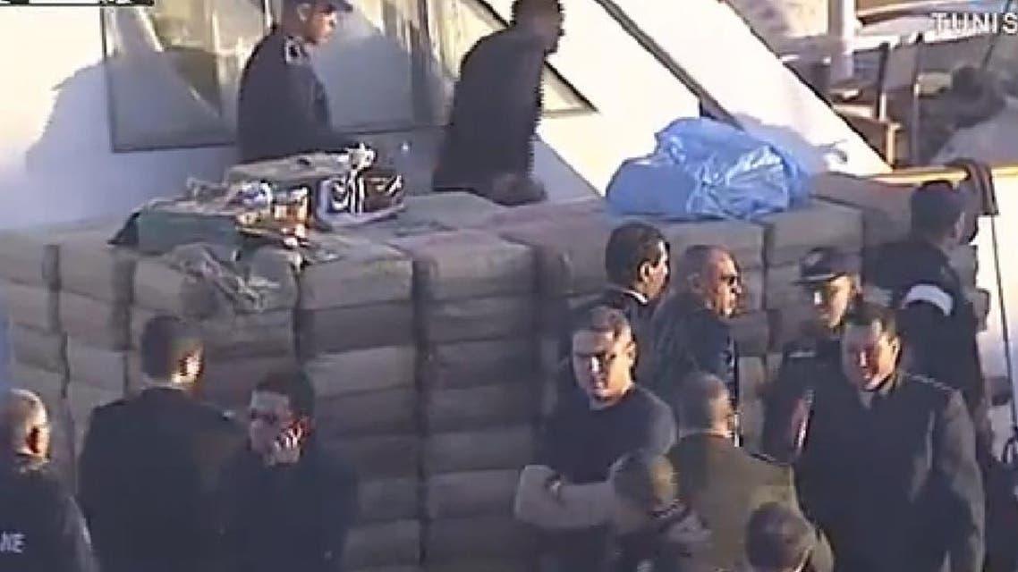 Tunisia drug bust YouTube