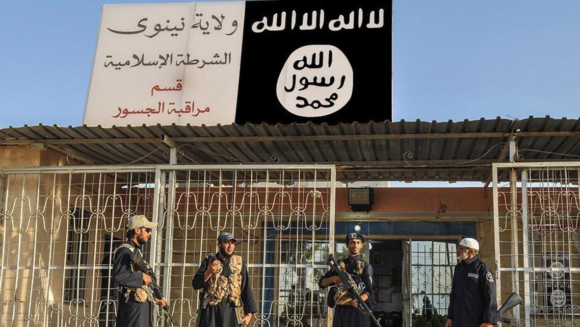 ISIS Ninveh Iraq AP