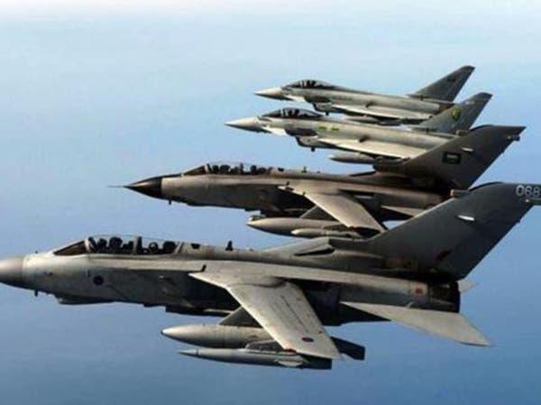 طائرات التحالف تدمر رتلاً للمتطرفين في الأنبار