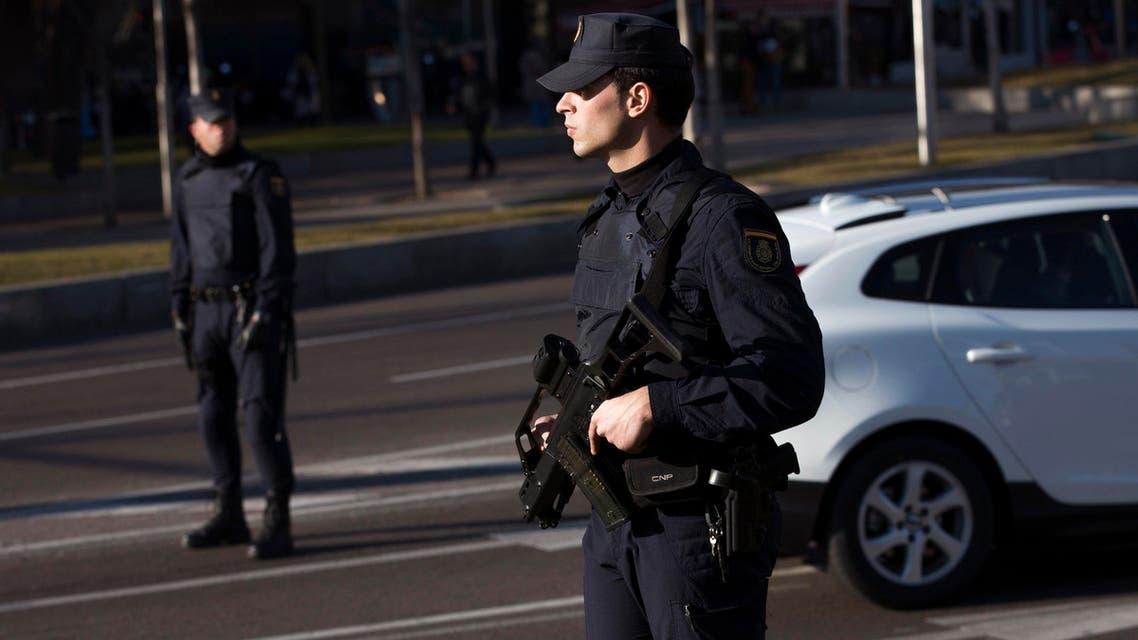 الشرطة الإسبانية 3