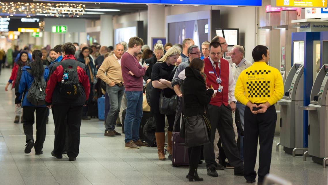 Germany airport AP