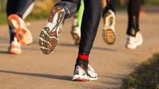Saudis organize public run to tackle rising obesity