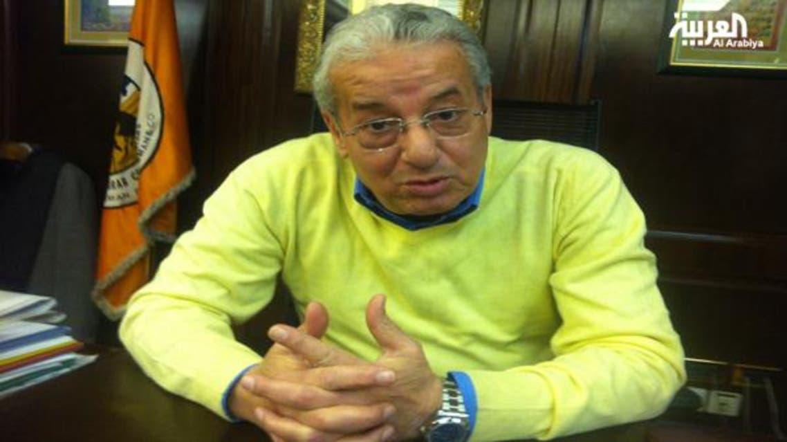 رئيس مجلس إدارة شركة المقاولون العرب، المهندس محسن صلاح