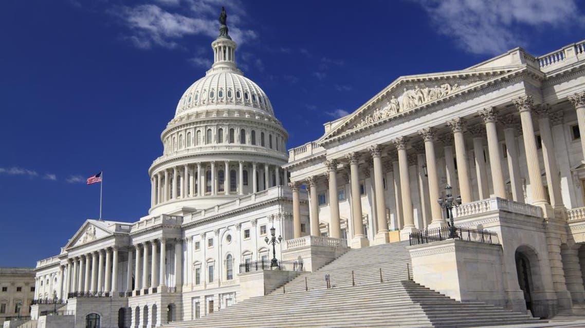 U.S. capitol shutterstock
