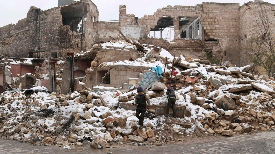 حلب aleppo