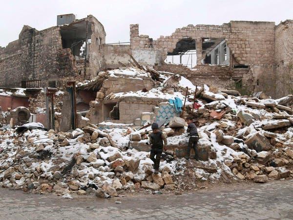 دي ميستورا: نظام الأسد مستعد لتعليق قصف حلب 6 أسابيع