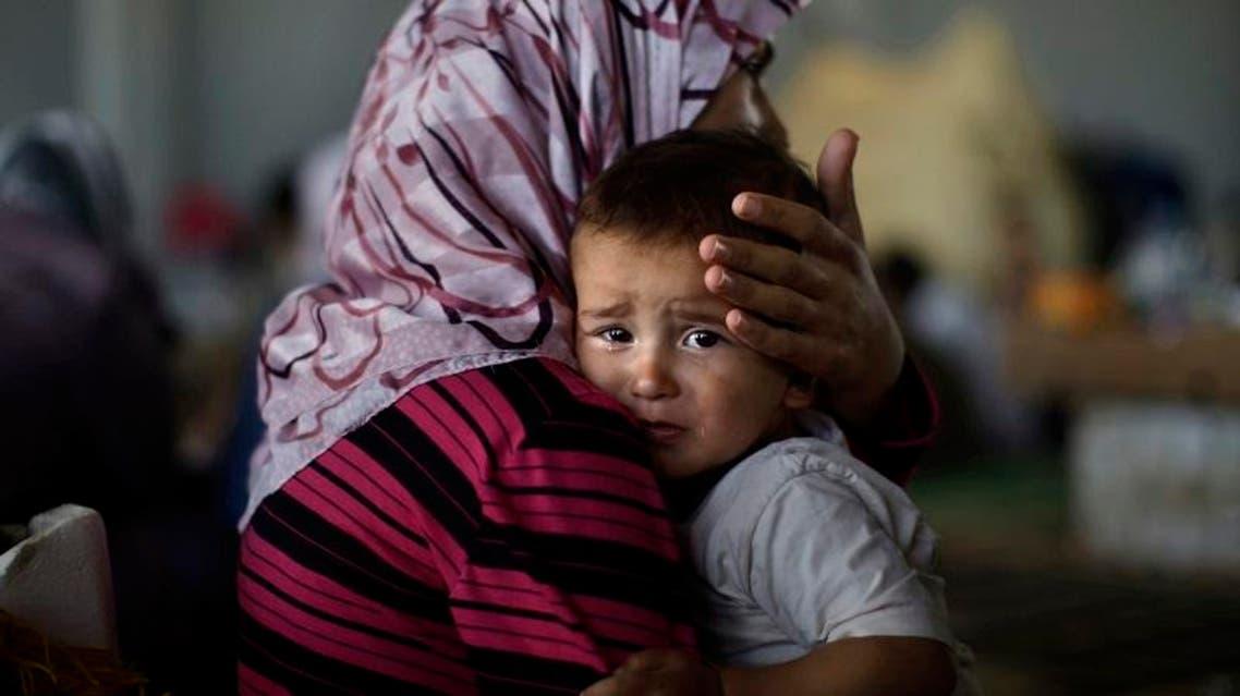 syria aid ap