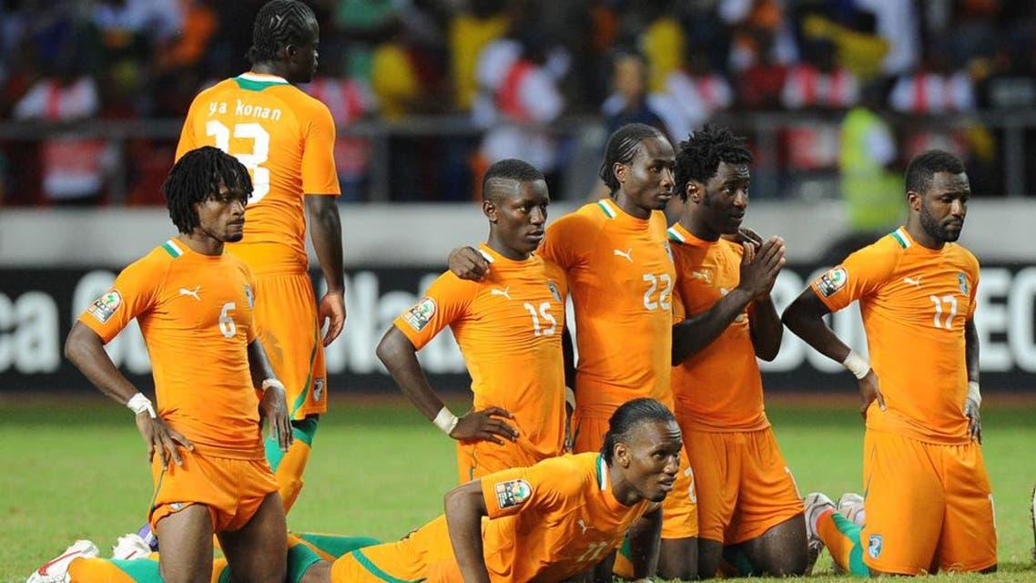 Ivory Coast - AFCON AFP