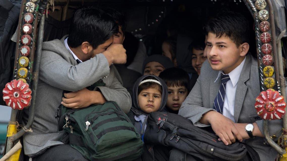Students return to Peshawar school after Taliban massacre
