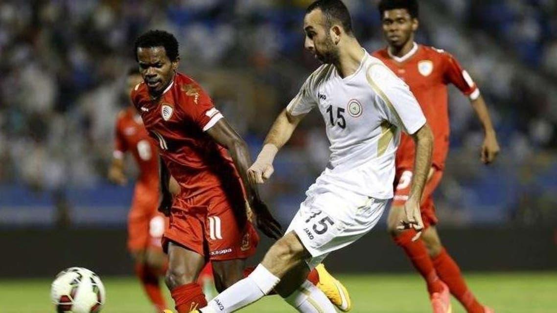 Justin Meram Reuters Asian Cup