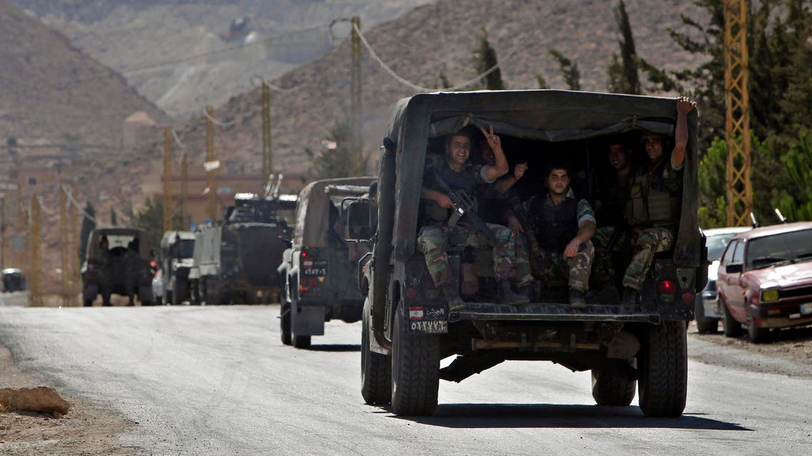 Lebanon's security has been jolted repeatedly by the civil war in Syria. (AP)