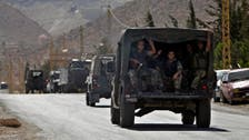 Lebanon says three arrested for planning suicide attacks