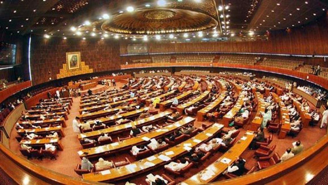 البرلمان الباكستاني