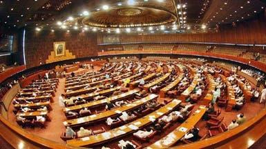 البرلمان الباكستاني يدين بالإجماع رسوم شارلي إيبدو