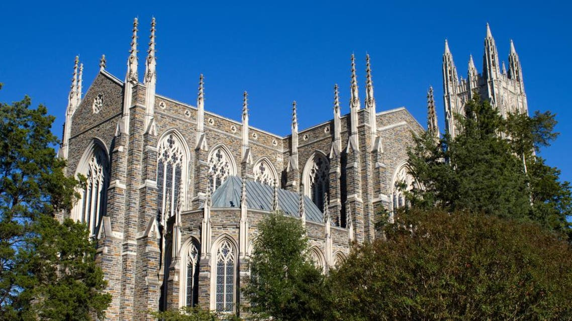 Duke University Chapel Shutterstock