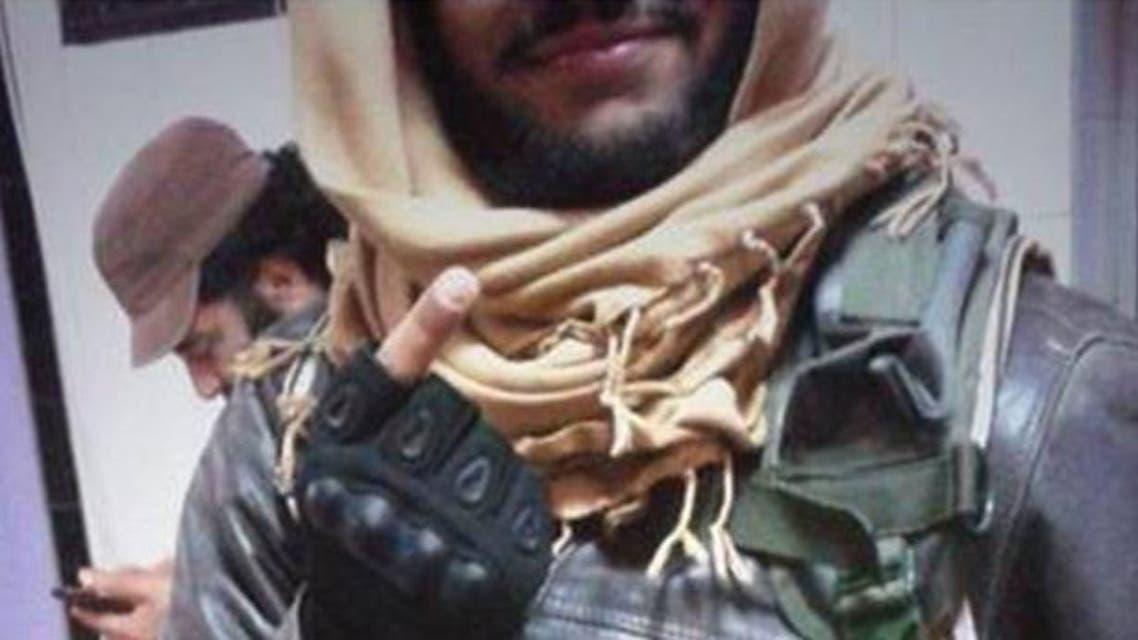 Abu Maria al-Belgiki. (Daily Mail)