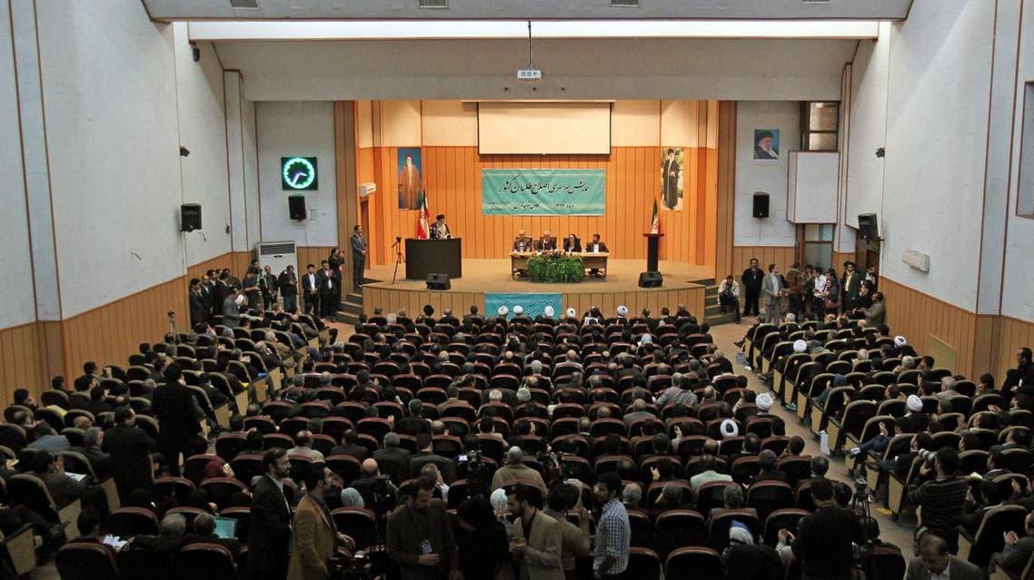 أول مؤتمر للإصلاحيين بعد حظر دام 6 سنوات في إيران