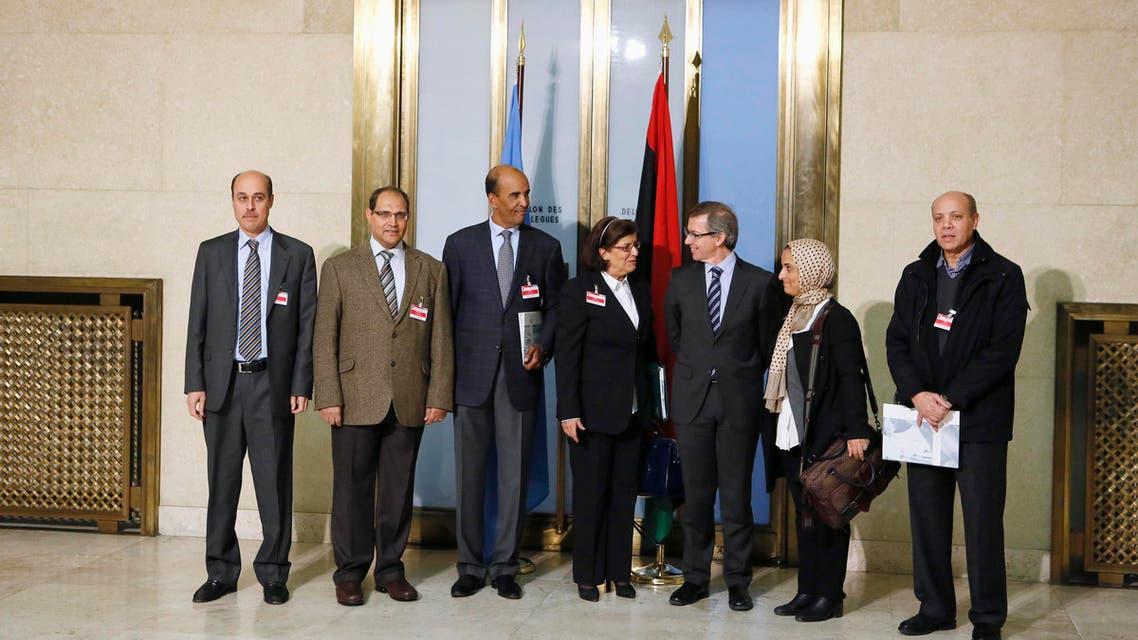 Libya UN REUTERS