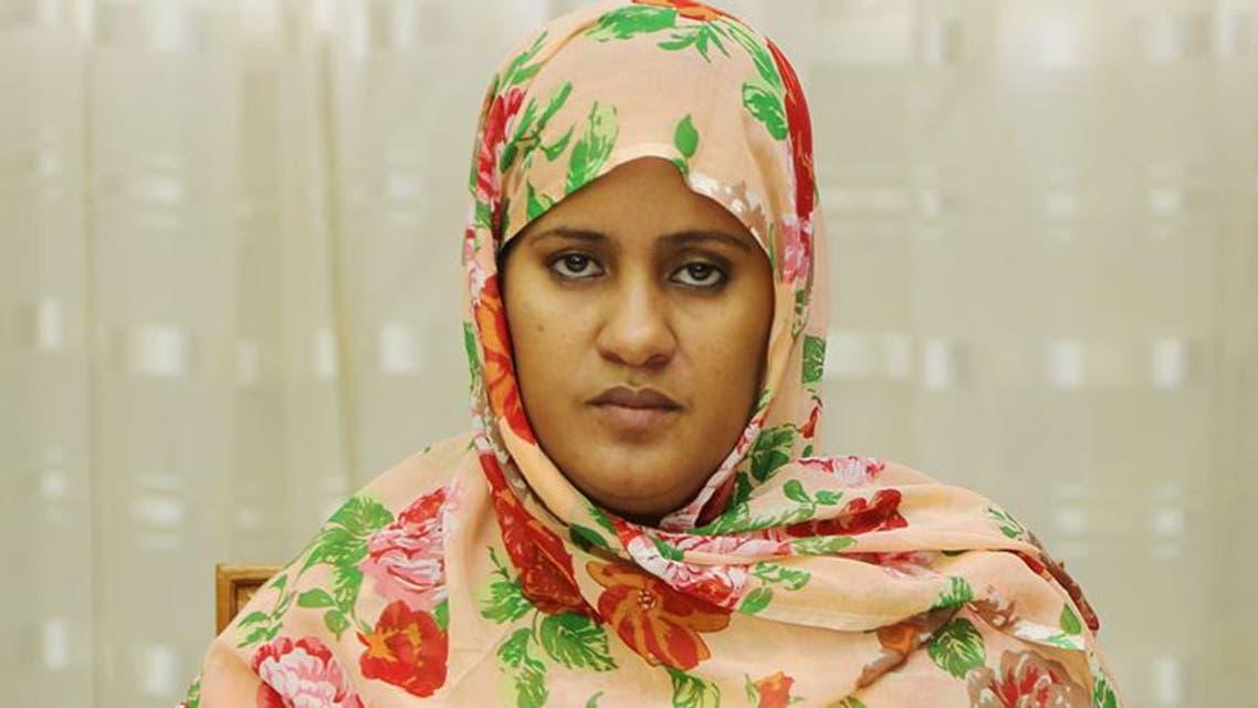 وزيرة خارجية موريتانيا