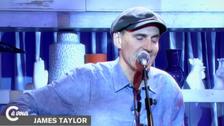 'You've got a friend,' James Taylor sings to Paris