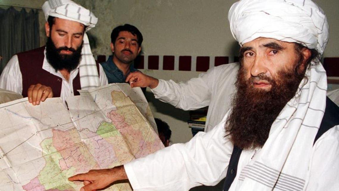 Haqqani and sons