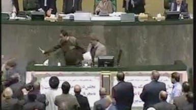 شاهد فيديو عراك نواب برلمان إيران الذي أثار جدلاً