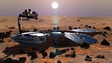 The Beagle has landed: Britain's missing spacecraft found on Mars