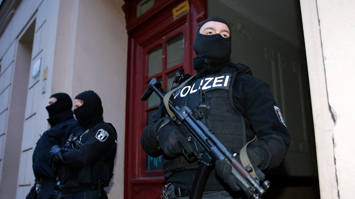 German special police units REUTERS