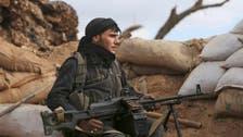 شامی باغیوں کے لیے امریکی عسکری تربیت کا آغاز