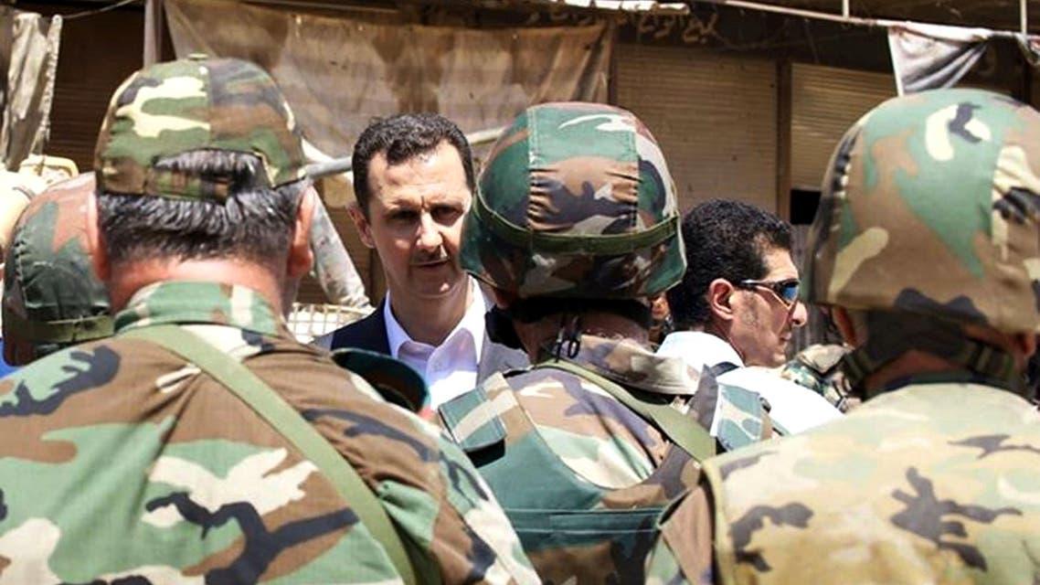 President Bashar al-Assad AP Syria Syrian