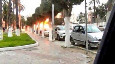 داعش ليبيا يتبنى التفجير بالقرب من السفارة الجزائرية