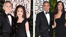 Red carpet mini-me's: Hollywood outfits recreated for kids