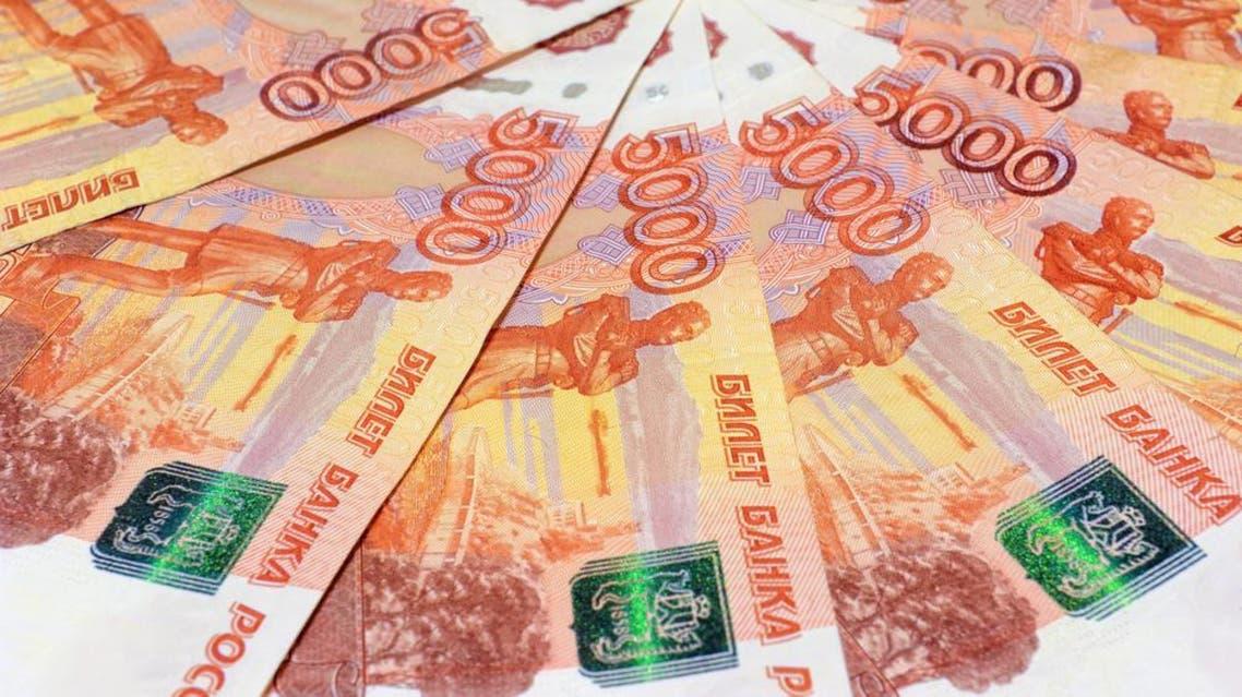russia money shutterstock