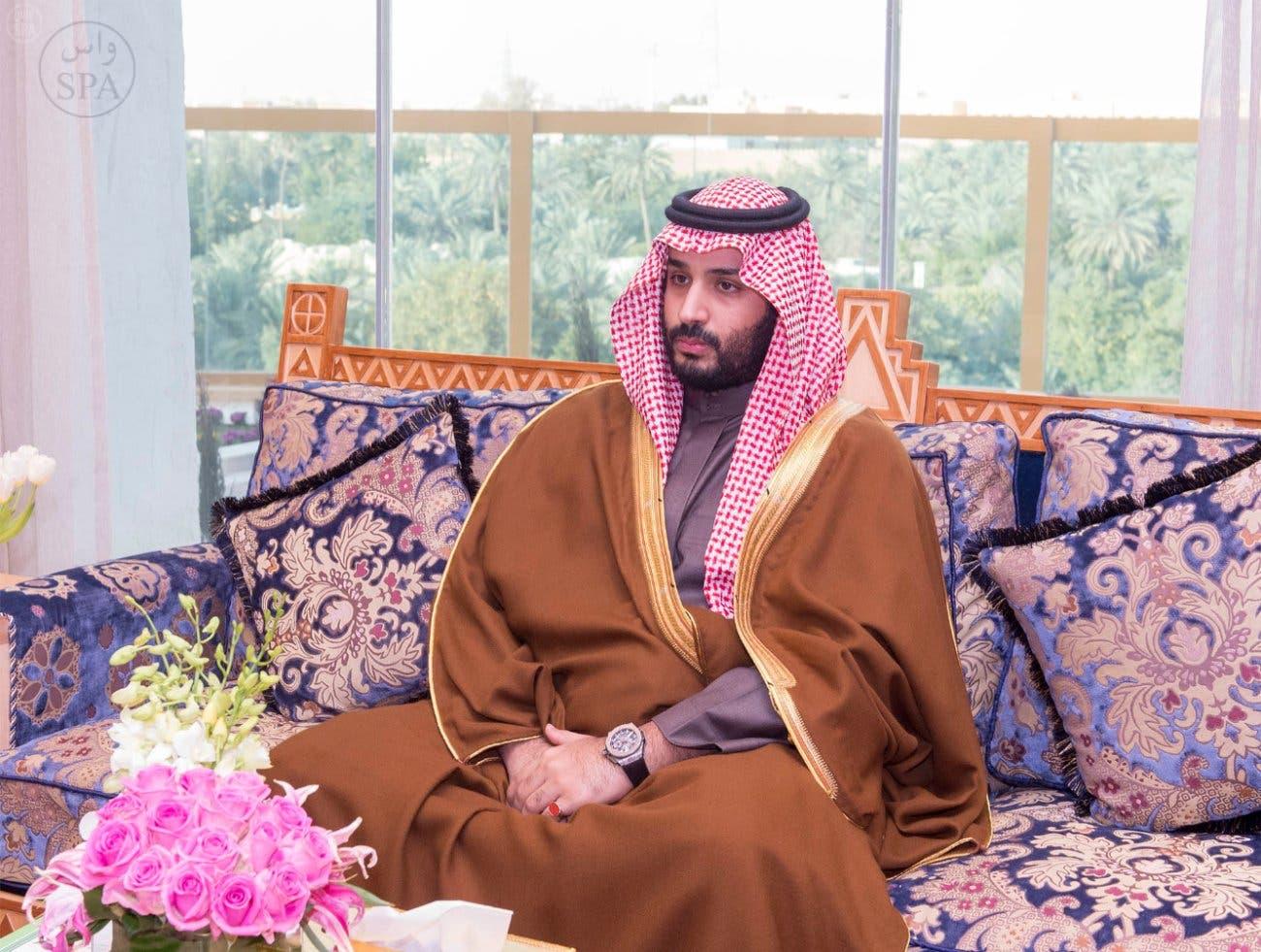 شاهزاده محمد بن سلمان وزیر دفاع و رئیس دیوان پادشاهی سعودی