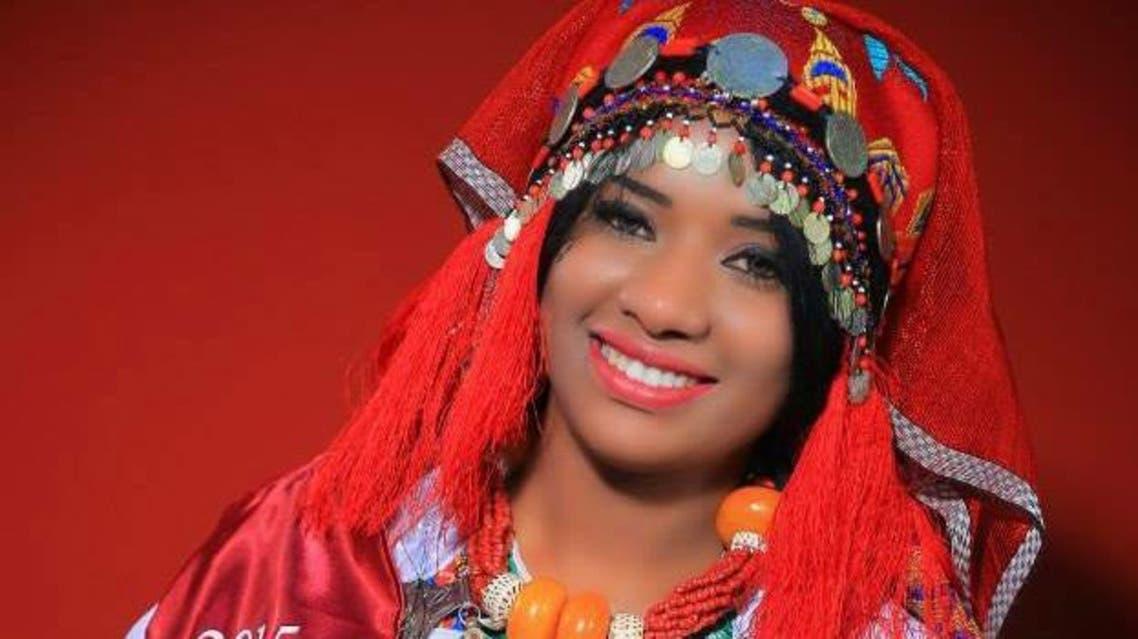 نعيمة العزي ملكة جمال الأمازيغ