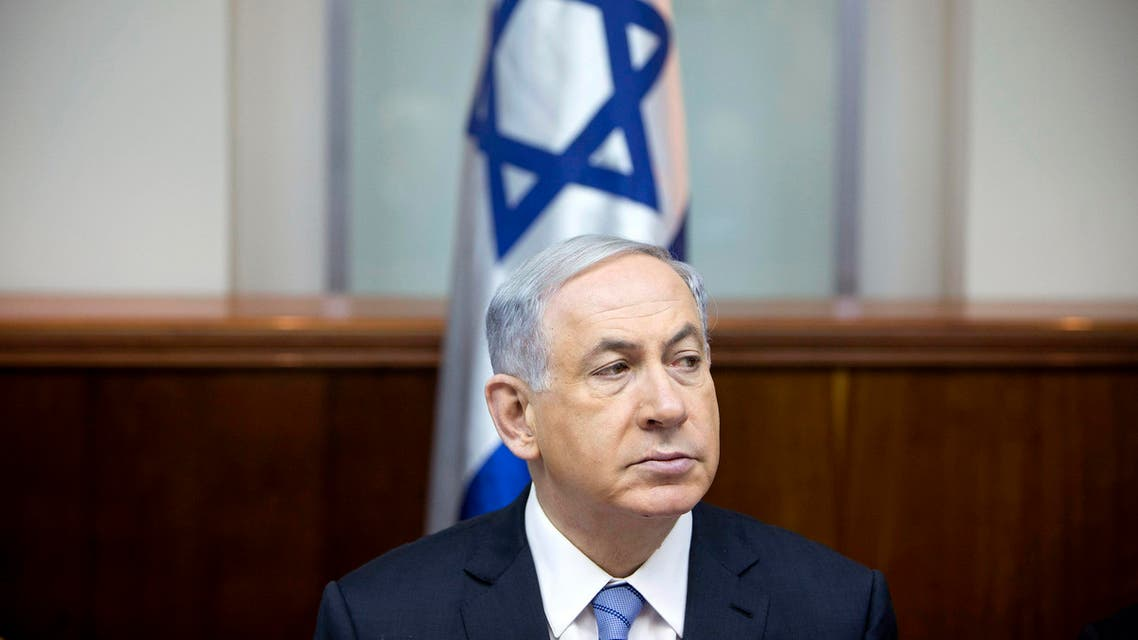 Netanyahu said his government was also working to facilitate Jewish immigration. (File photo: Reuters)