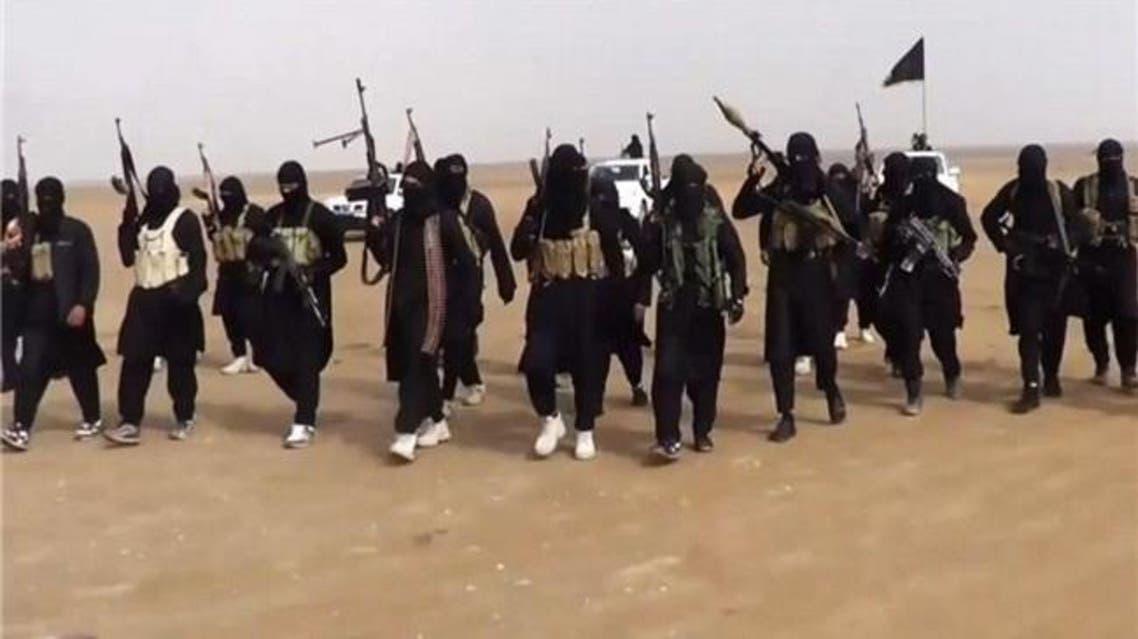 مسلحون من تنظيم داعش