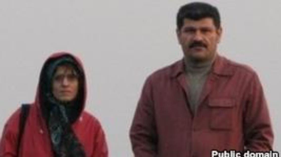 زوجان إيرانيان