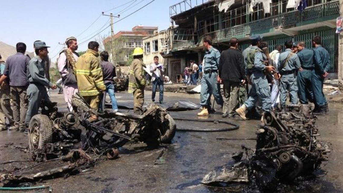 Kandahar explosion