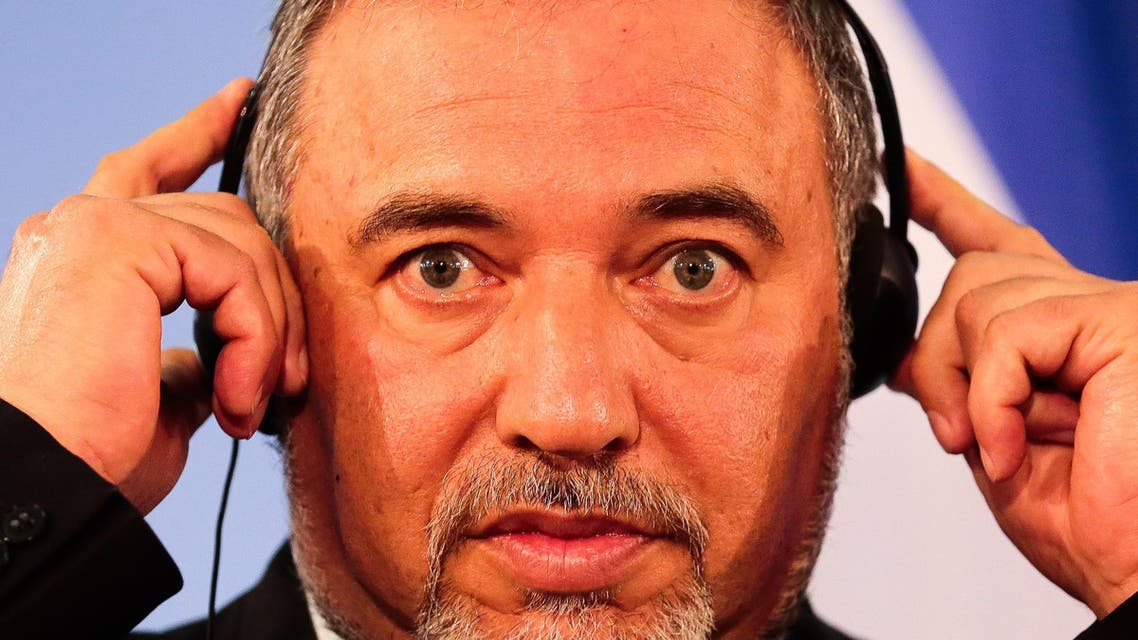 Israeli Foreign Minister Avigdor Lieberman called the court a 'political body.' (File photo: AP)