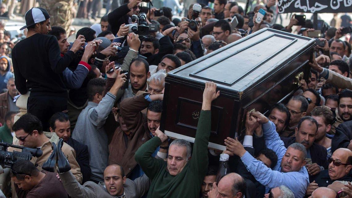 Faten Hamama AFP