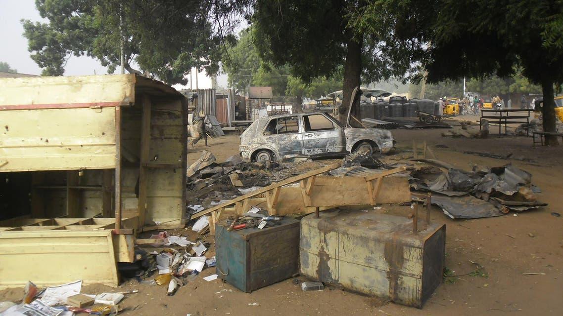 Potiskum, Nigeria, AP