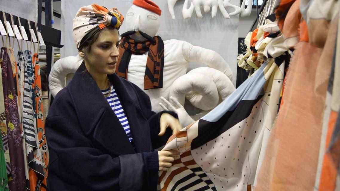 Al Arabiya covers Pitti Uomo 87 in Florence