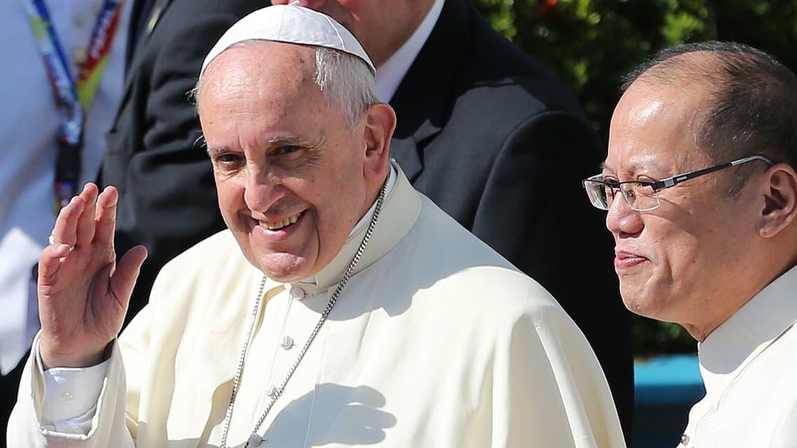 Pope Francis AP