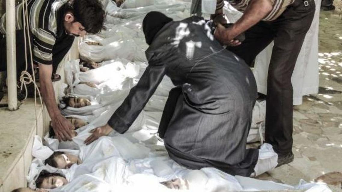 أسلحة سوريا الكيماوية