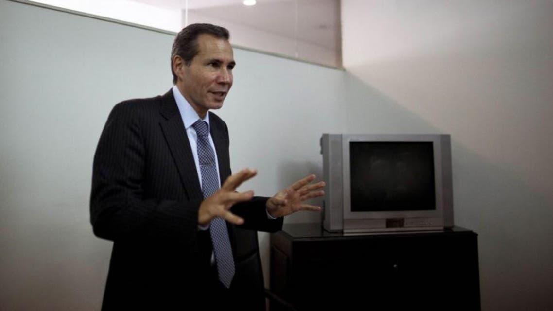 Alberto Nisman, AP