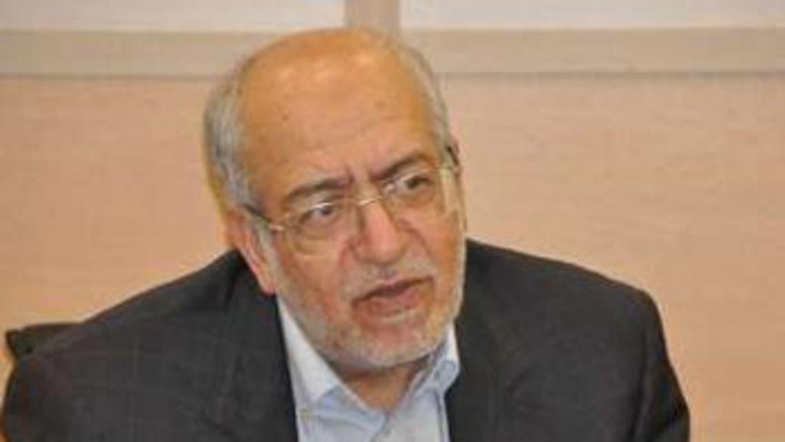 وزير الصناعة الإيراني محمد رضا نعمت زاده
