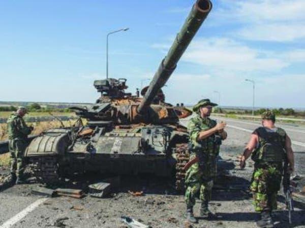 الانفصاليون بين الحرب والهدنة في شرق أوكرانيا
