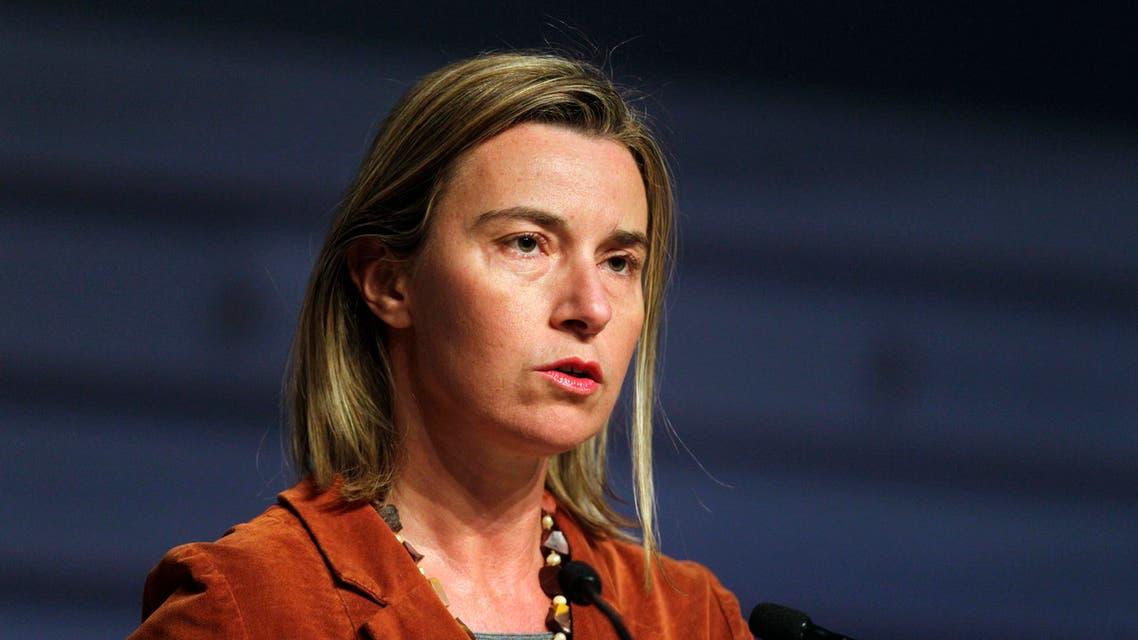 Mogherini Reuters
